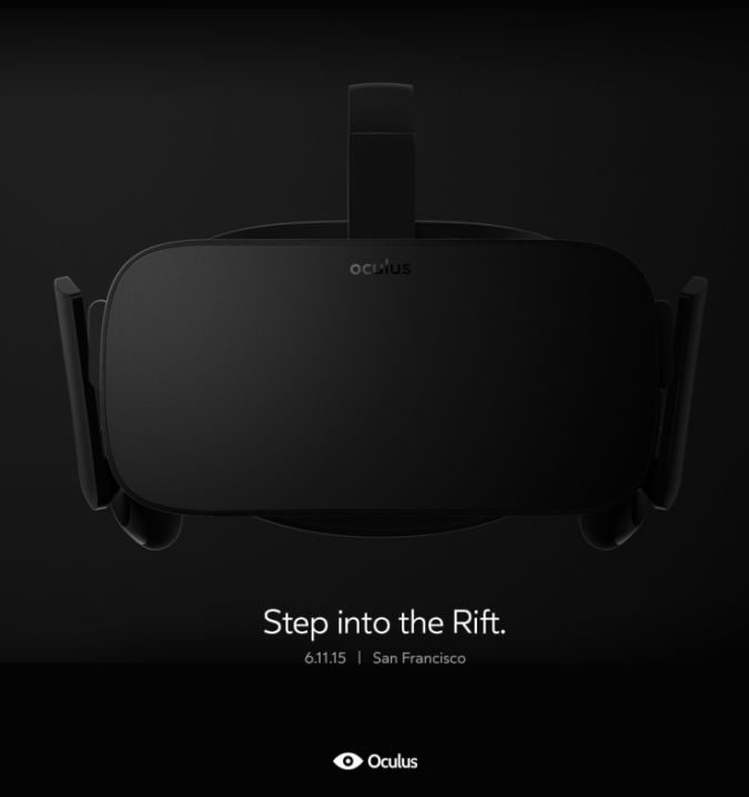 Step into the Rift
