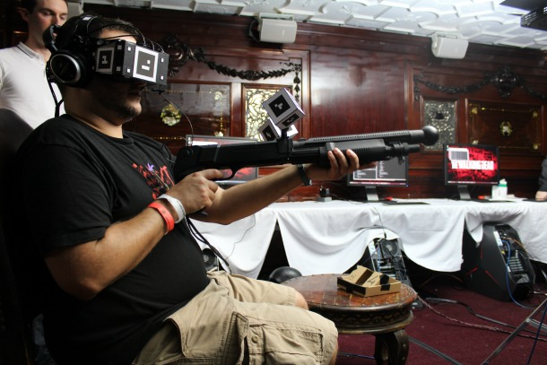 StarVR con The Walking Dead