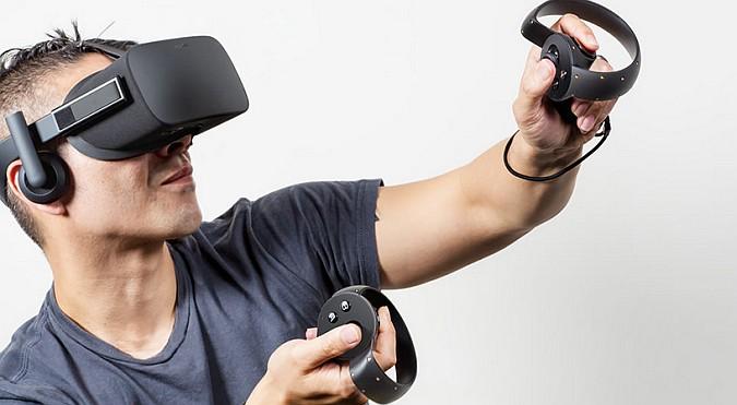 Oculus Rift y Oculus Touch