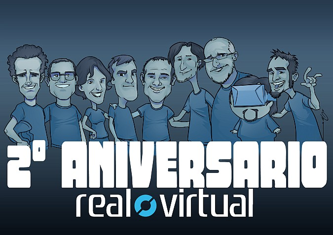 2º Aniversario de Real o Virtual