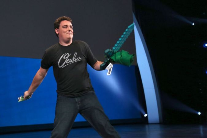 Palmer Luckey anuncia Minecraft para Oculus Rift