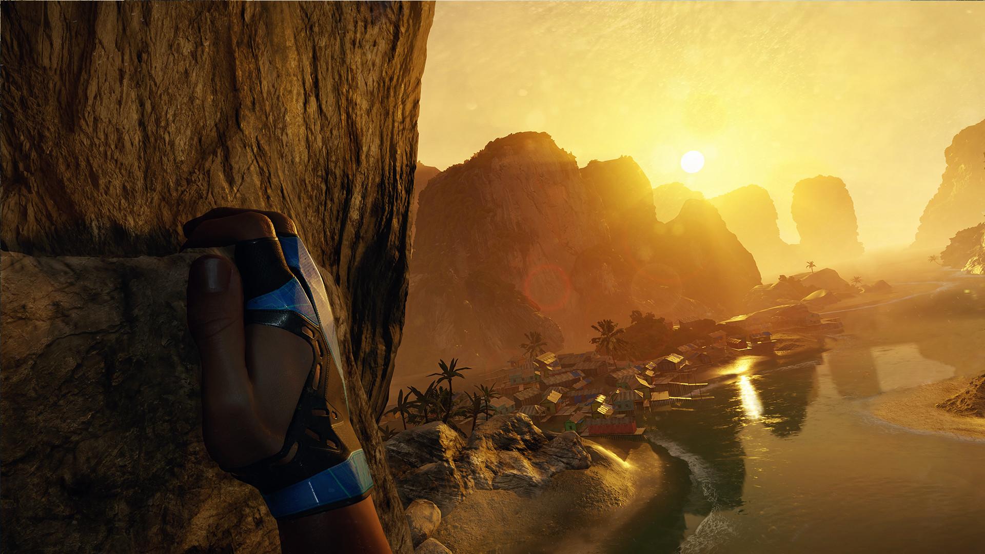 The Climb de Crytek