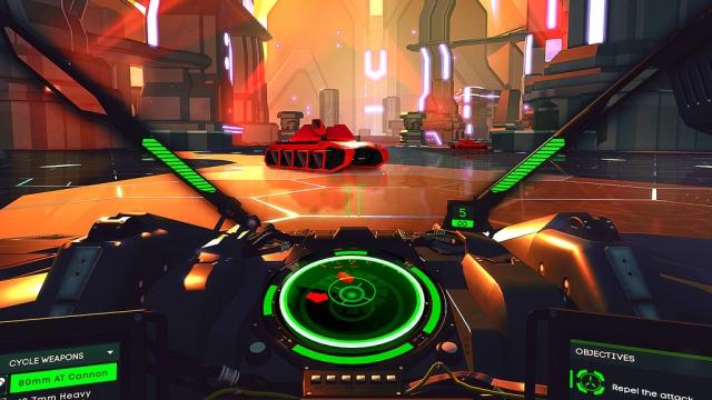 Nuevo Trailer De Battlezone Para Playstation Vr