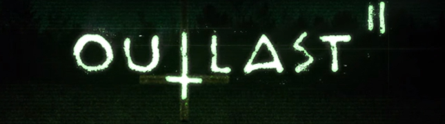 Outlast 2 podría ser compatible con realidad virtual
