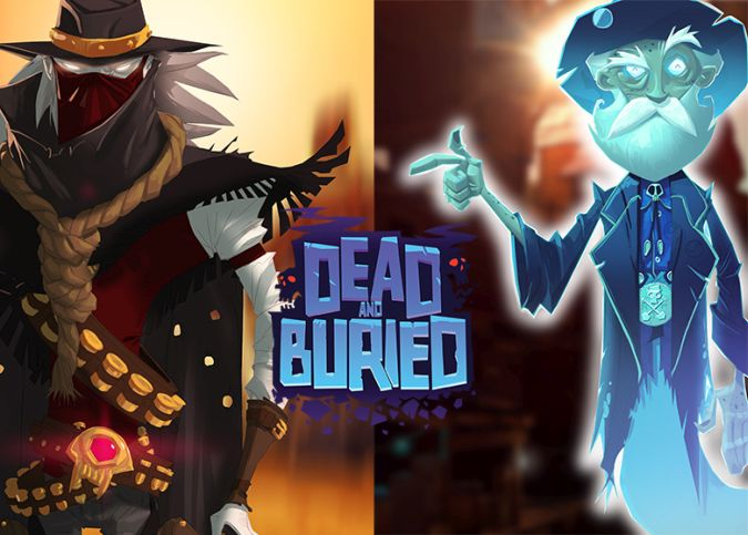 Dead and Buried, gratis con Oculus Touch