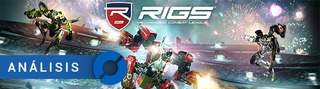 Rigs - PlayStation VR: ANÁLISIS