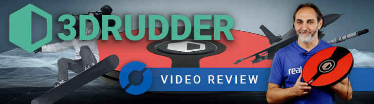 Video Review 3DRudder