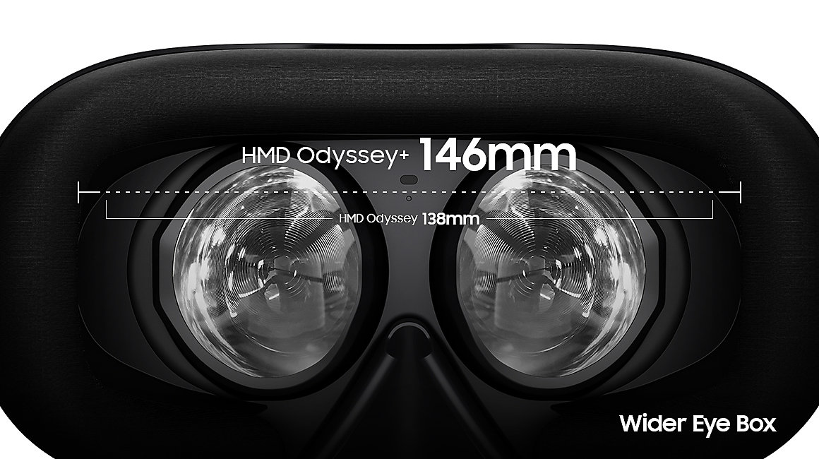 Samsung lanza nuevo modelo de sus gafas de realidad mixta Odyssey