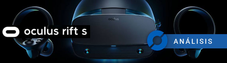 Oculus Rift S: ANÁLISIS