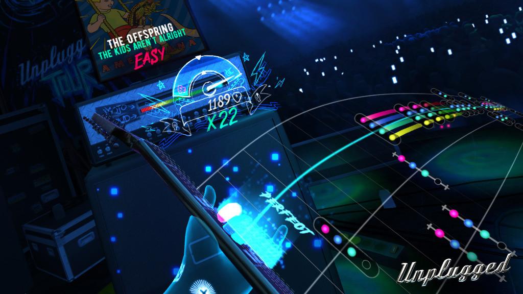 Unplugged llegará a Quest y a visores PC VR con seguimiento de manos