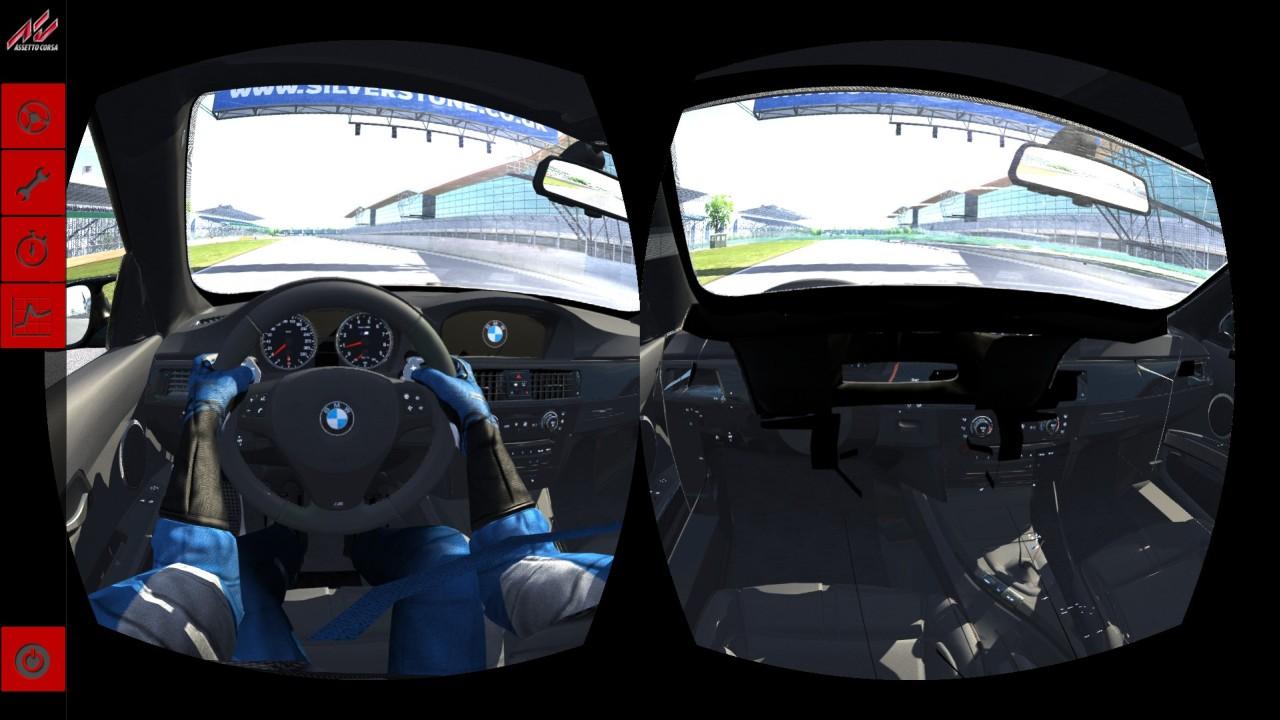 Assetto Corsa en el Oculus Rift
