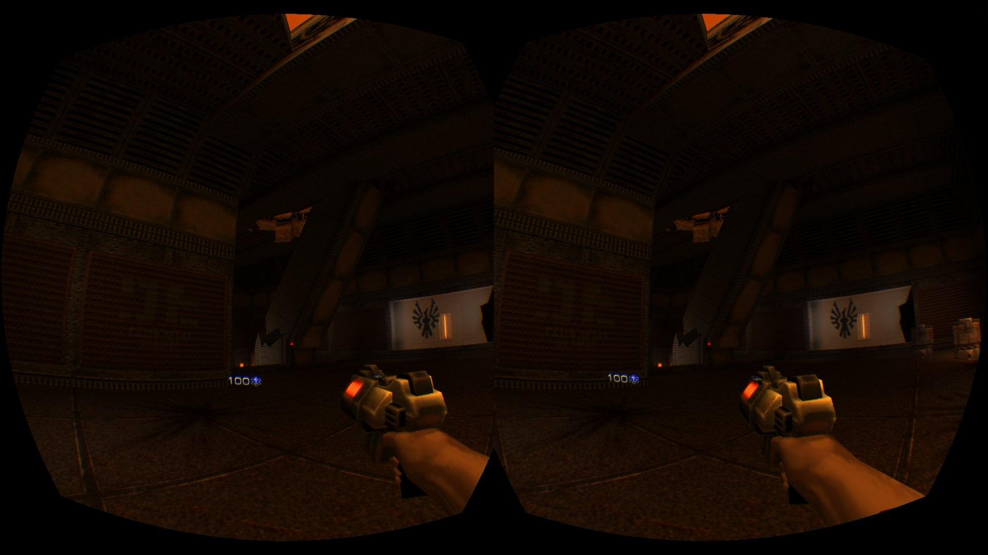 Quake II en el Oculus Rift
